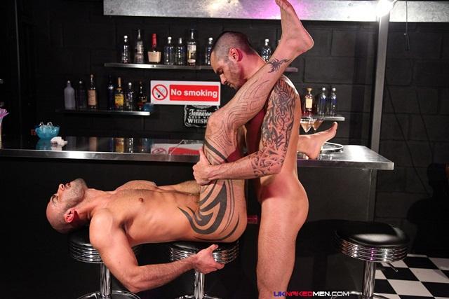 Isaac Jones & Tony Thorn for UK Naked Men