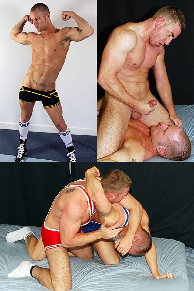 Bentley Race: Naked Wrestling with Josh Baker and Mathew Mason