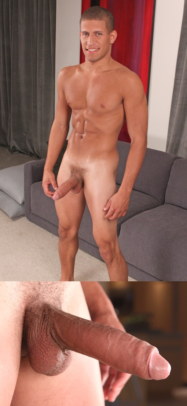 Huge uncut beautiful cock and balls firm butt Latino Ricardo at Sean Cody 001 Download Full Gay Porn Gallery here