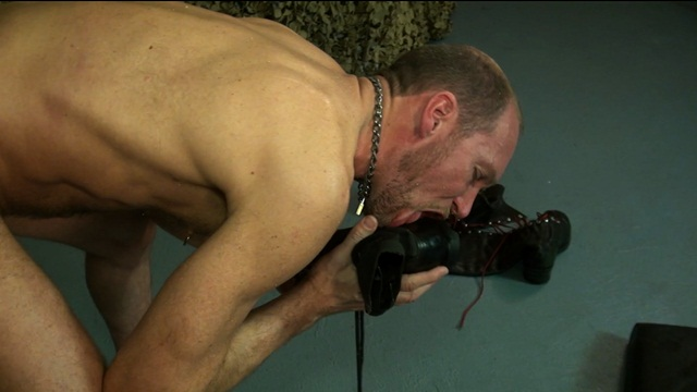 Raw and Rough: Military Horse Cock pt 2