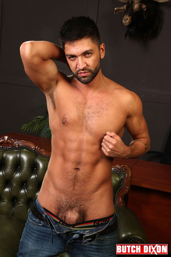 Leather man Dominic Pacifico fucked by Paddy OBrian in rubber shorts 03 Ripped Muscle Bodybuilder Strips Naked and Strokes His Big Hard Cock photo Leather man Dominic Pacifico ass fucked by Paddy O'Brian in rubber shorts