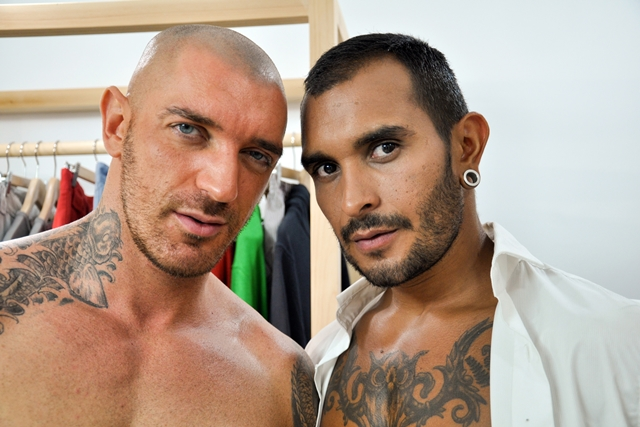 Lucio Saints and Francesco D'Macho