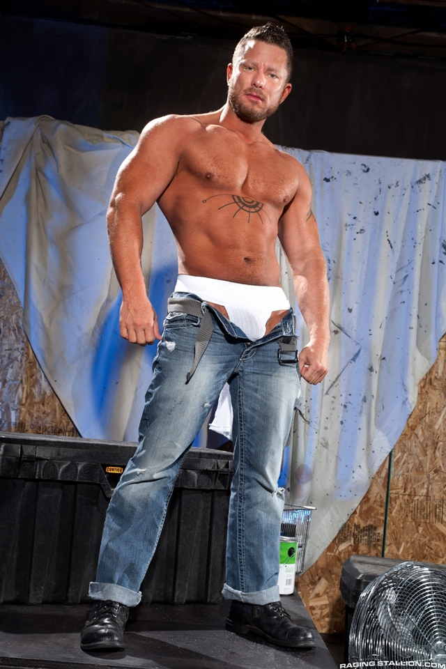 All new Raging Stallion with Jason Michaels and Charlie Harding