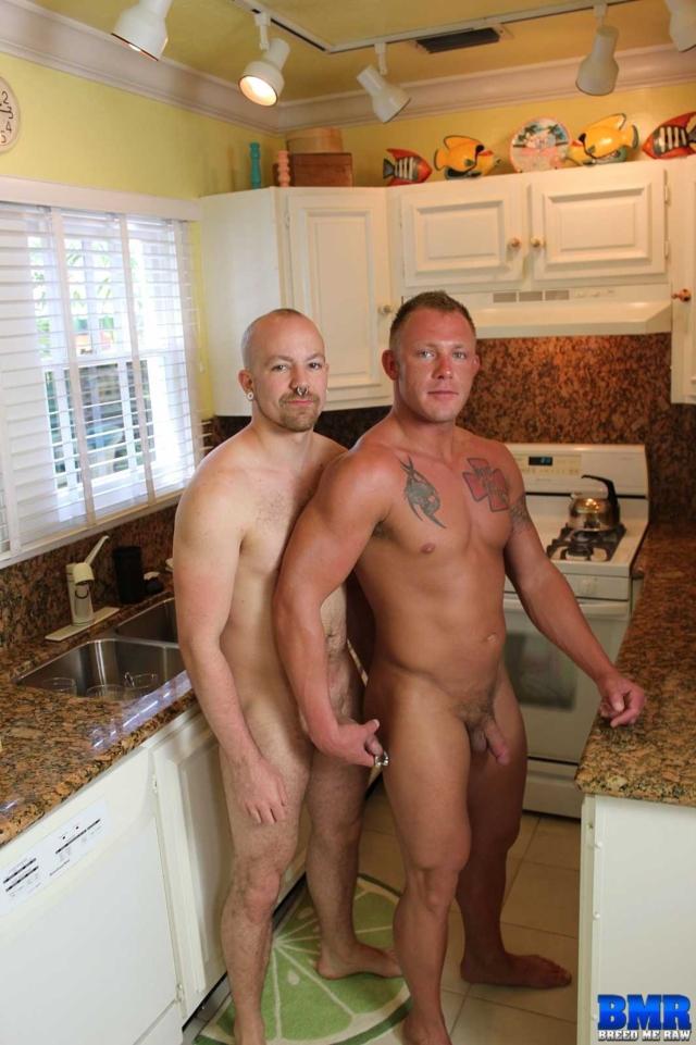 Raw ass fucking Preston Johnson and Lex Antoine