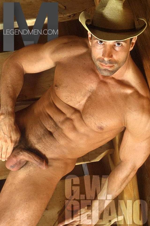 Legend Men hot naked muscle men