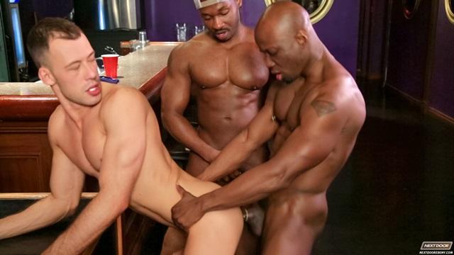Brandon Jones and Jay Black