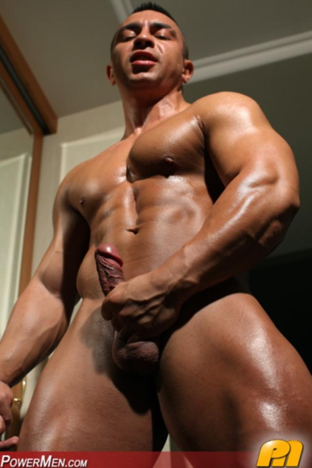 Jack Osborne Live Muscle Show Gay Naked Bodybuilder Nude
