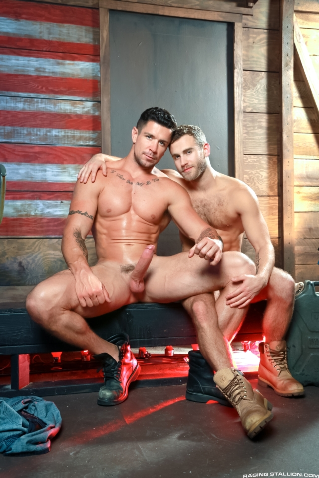 Shawn Wolfe and Trenton Ducati