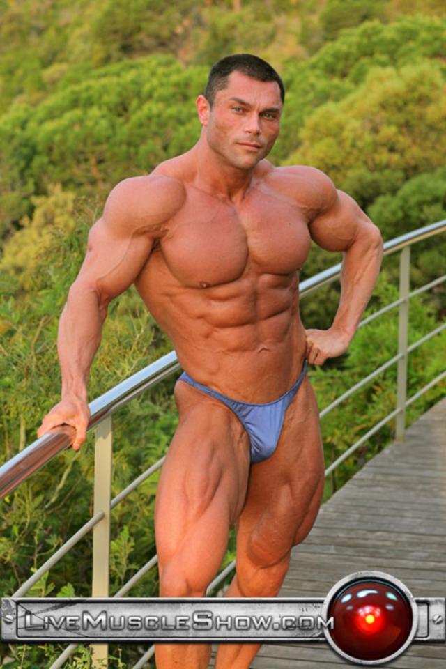 ted durban musclehunks, ted durban muscle hunks, ted durban live muscle show, ted durban gay bodybuilder, muscle...