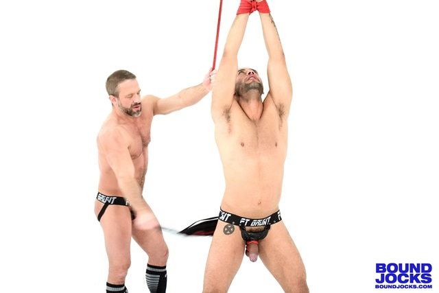 Dirk-Caber-and-Leo-Forte-Bound-Jocks-muscle-hunks-bondage-gay-bottom-boy-fucking-hogtied-spanking-bdsm-anal-abuse-punishment-asshole-abused-001-gallery-video-photo