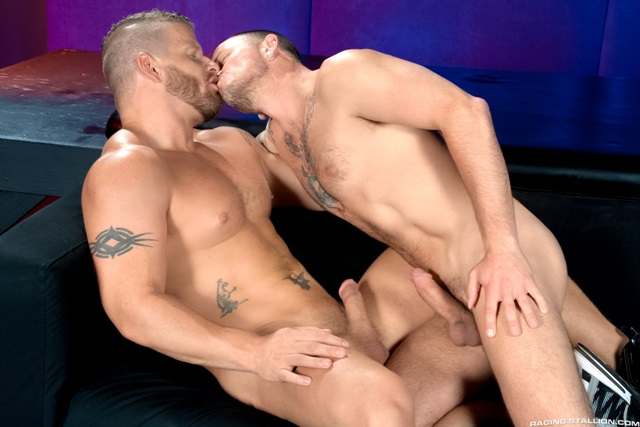 Jeremy Stevens and Max Cameron