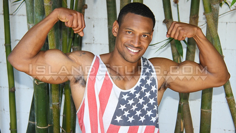 IslandStuds-Horse-hung-Honolulu-muscle-boy-Darius-King-Afro-American-big-thick-black-cock-full-erection-001-nude-men-tube-redtube-gallery-photo