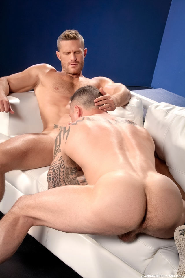 Landon Conrad and Seven Dixon