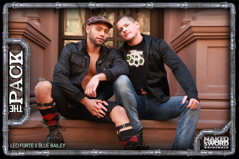 Leo Forte and Blue Bailey (The Pack Pt1)