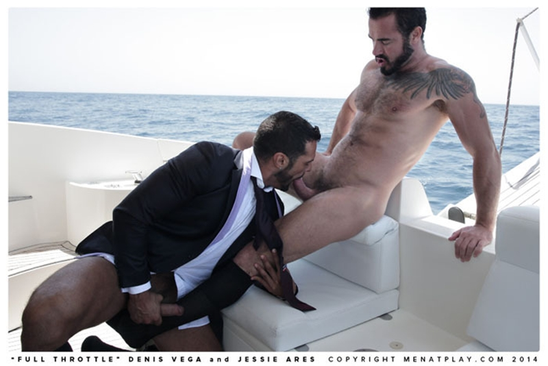 Denis Vega and Jessy Ares
