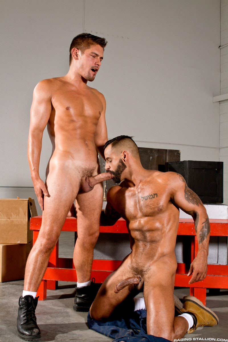 Austin Chandler and David Benjamin