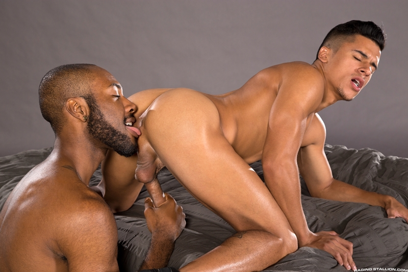 Armond Rizzo fucked by Noah Donovan's big cock