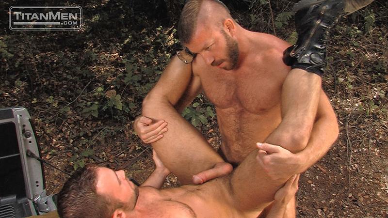 TitanMen-outdoors-gay-sex-woods-Hunter-Marx-Trent-Davis-sucks-big-muscle-cock-stroking-rimming-butt-man-hole-hairy-pecs-Fucking-015-tube-video-gay-porn-gallery-sexpics-photo