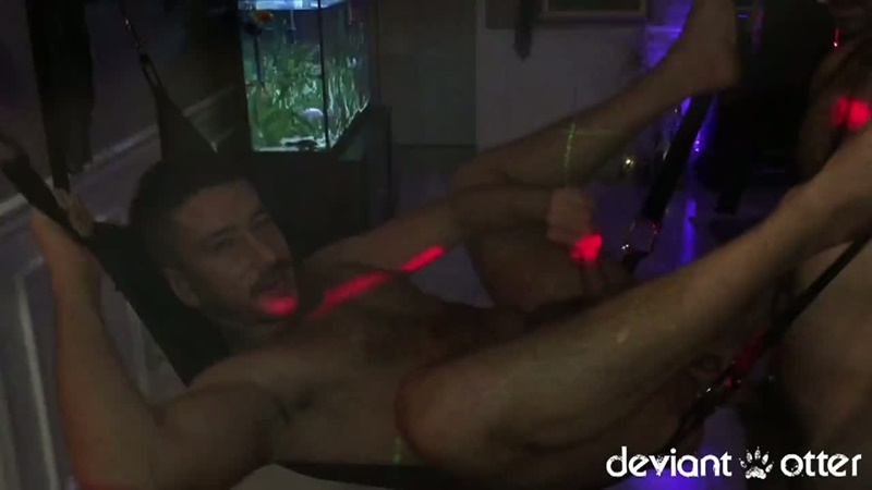 Deviant Otter Devin Totter sloppy seconds