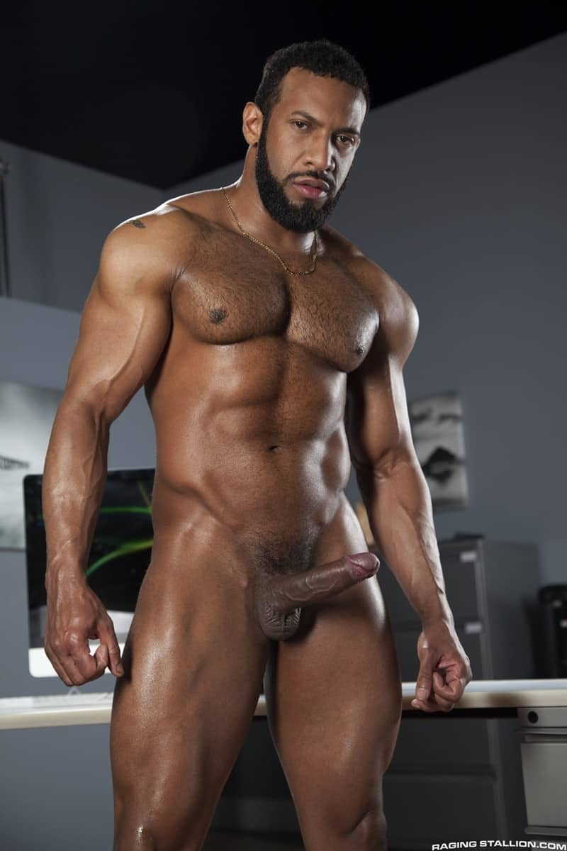 Naked men with big penis