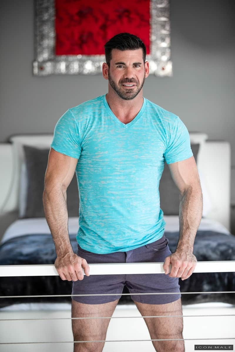 Men for Men Blog IconMale-Bearded-Billy-Santoro-fucks-Austin-Chapman-big-daddy-cock-anal-rimming-cocksucker-022-gay-porn-pictures-gallery Bearded Billy Santoro helps Austin Chapman with his big daddy cock issues Icon Male