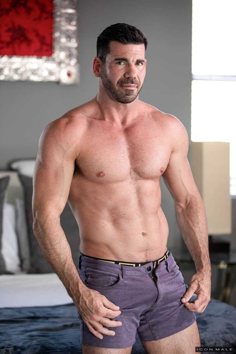 Men for Men Blog IconMale-Bearded-Billy-Santoro-fucks-Austin-Chapman-big-daddy-cock-anal-rimming-cocksucker-025-gay-porn-pictures-gallery Bearded Billy Santoro helps Austin Chapman with his big daddy cock issues Icon Male