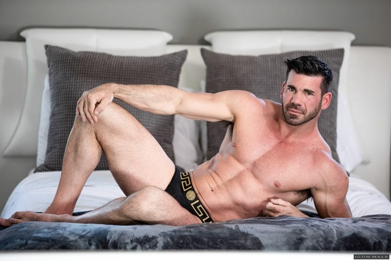 Men for Men Blog IconMale-Bearded-Billy-Santoro-fucks-Austin-Chapman-big-daddy-cock-anal-rimming-cocksucker-027-gay-porn-pictures-gallery Bearded Billy Santoro helps Austin Chapman with his big daddy cock issues Icon Male