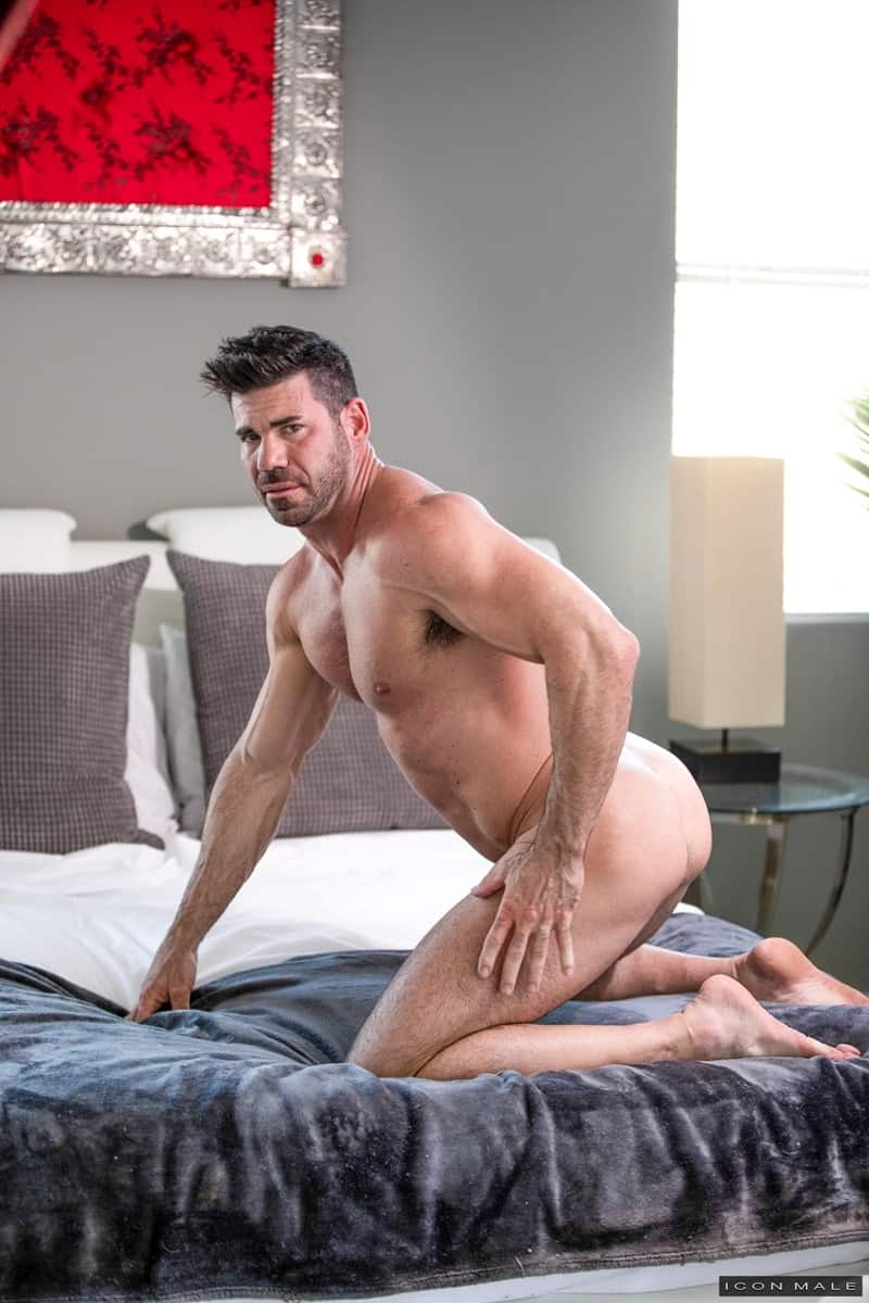 Men for Men Blog IconMale-Bearded-Billy-Santoro-fucks-Austin-Chapman-big-daddy-cock-anal-rimming-cocksucker-028-gay-porn-pictures-gallery Bearded Billy Santoro helps Austin Chapman with his big daddy cock issues Icon Male