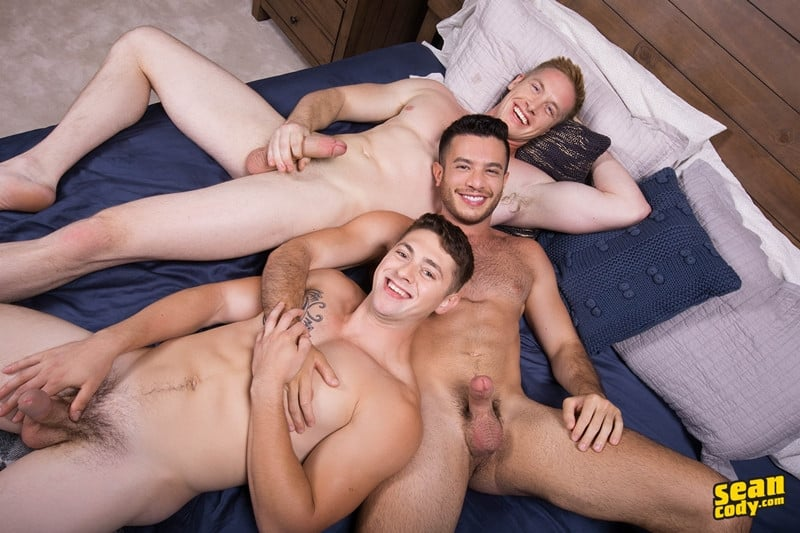 Men for Men Blog SeanCody-Jax-Manny-Lane-bareback-ass-fucking-threesome-big-thick-muscle-dicks-sucking-007-gay-porn-pictures-gallery Jax, Manny and Lane bareback ass fucking threesome Sean Cody