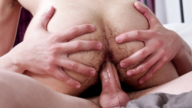 Men for Men Blog Dante-Colle-Johnny-Hill-huge-cock-tight-bubble-butt-ass-hole-anal-fucking-NextDoorStudios-013-gay-porn-pictures-gallery Dante Colle works his huge cock into Johnny Hill's tight bubble butt ass hole Next Door World