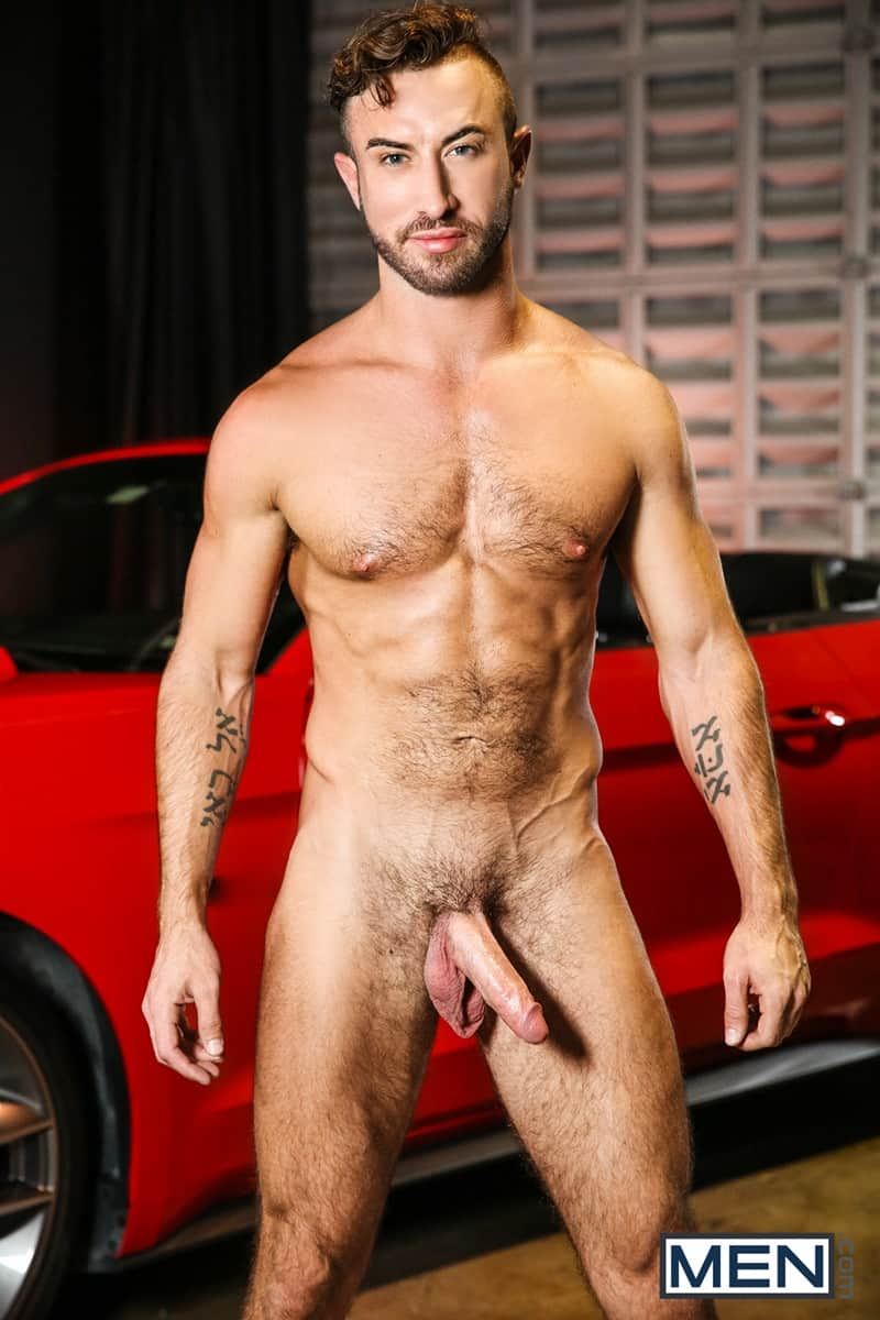 Men for Men Blog Vadim-Black-Grant-Ryan-strip-nude-sexy-dudes-sucking-huge-cocks-off-Men-006-gay-porn-pictures-gallery Vadim Black and Grant Ryan strip out of their leather driving gear sucking each other's huge cocks off Men