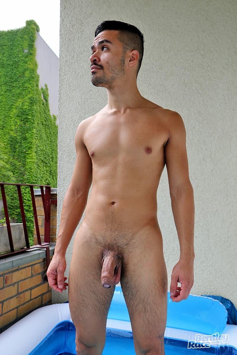 Men for Men Blog Pablo-Pen-South-American-young-stud-wanking-thick-uncut-dick-strips-nude-young-man-pool-BentleyRace-016-gay-porn-pics-gallery Beautiful South American young stud Pablo Pen strips and dives into the pool before wanking his thick uncut dick Bentley Race