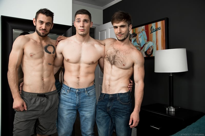 Hardcore-threesome-Donte-Thick-Spencer-Laval-Dante-Colle-big-dick-fucking-NextDoorBuddies-001-gay-porn-pics