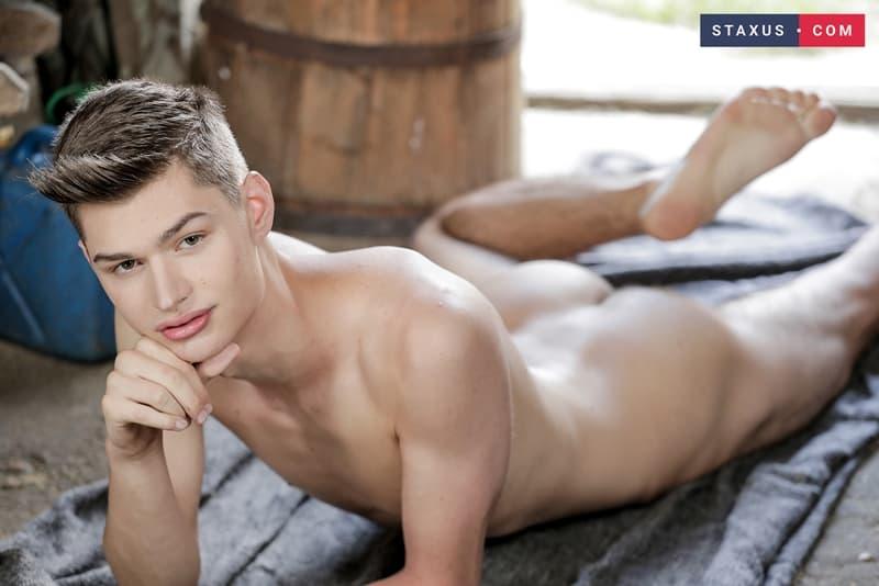 Hottie-young-boy-Jamie-Jackson-knees-sucking-Adam-Veller-huge-twink-cock-Staxus-005-Gay-Porn-Pics